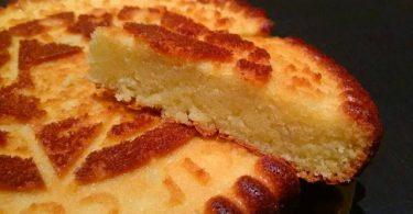 Gâteaux fondant aux amandes